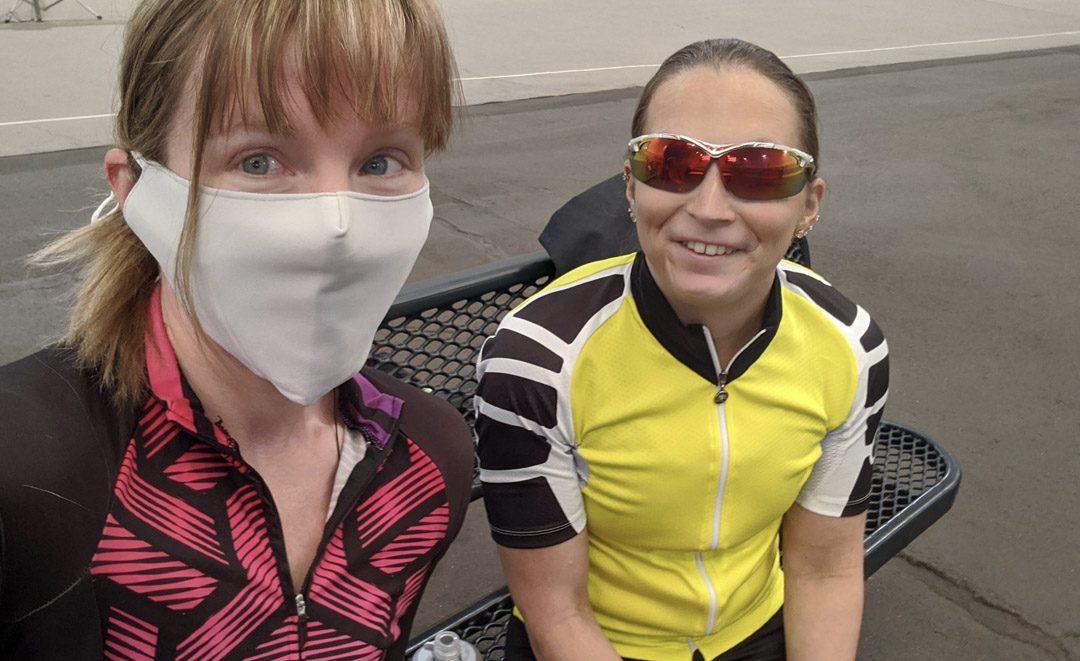 CHAMPIONING PARALYMPIC CYCLIST STEPHANIE ZUNDEL